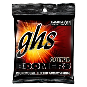 Ghs Boomers Medium Gauge Guitar Strings