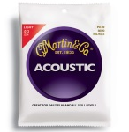 Martin M140 Light Gauge 80/20 Bronze Guitar Strings