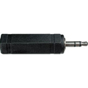 "Hosa ADAPTOR 1/4"" TRS - 3.5MM TRS"