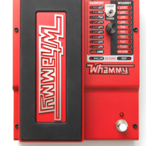 Digitech Whammy Reissue w/ MIDI Control & Power Supply