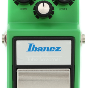 Ibanez TS9 Tube Screamer Effect Pedal