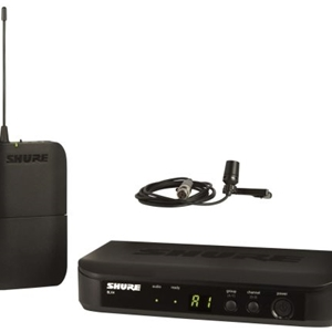 Shure BLX Lavalier wireless System