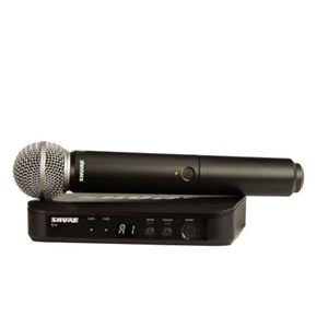 Shure BLX Wireless System with SM58