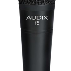 Audix Fusion Series F5 Dynamic Instrument Microphone