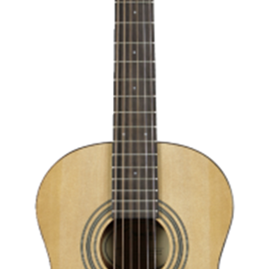 Fender MA1 3/4 Size Acoustic Guitar in Natural Finish