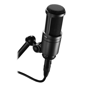 Audio Technica Side-address Cardioid Condenser Microphone