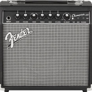 Fender® Champion™20 20-Watt Guitar Amplifier with Effects