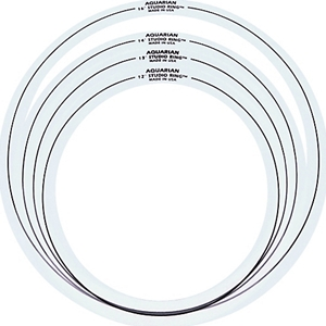 "Aquarian Studio Rings Set 1 - 12"", 13"", 14"", 16"""