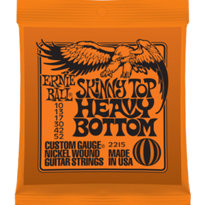 Ernie Ball Skinny Top Heavy Bottom Guitar Strings