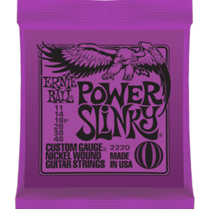 Ernie Ball Power Slinky Strings