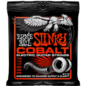 Ernie Ball Cobalt Guitar Strings Skinny Top Heavy Bottom