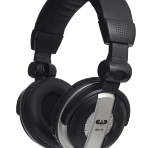 CAD MH110 Closed-back Studio Headphones