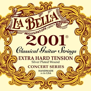Labella Extra-Hard Tension Classical Guitar Strings