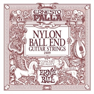 Ernie Ball Nylon Ball End Classical Guitar Strings