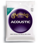 Martin M130 Silk & Steel Folk Guitar Strings