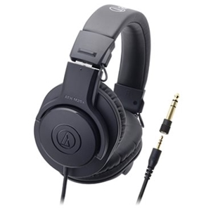 Audio Technica Closed-back Professional Studio Monitor Headphones
