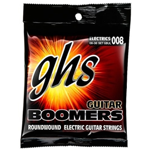 Ghs Boomers Ultra Light Guitar Strings