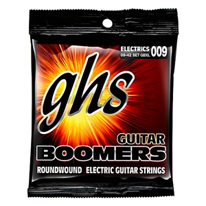 Ghs Boomers Extra Light Guitar Strings