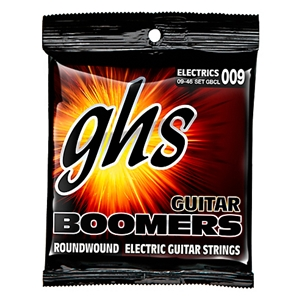 Ghs Boomers Custom Light Guitar Strings 9-46