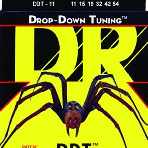 Dr Music Drop Down Tuning Guitar Strings 11-54