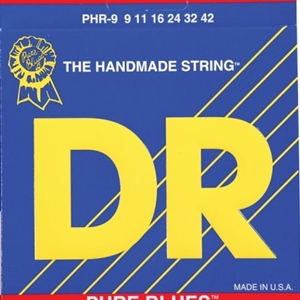 Dr Music Pure Blues Electric Guitar Strings 9-42
