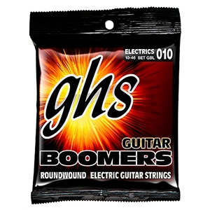 Ghs Boomers Light Gauge Electric Guitar Strings