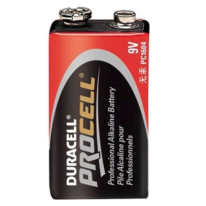 9v Procell Battery Single
