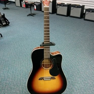 Alvarez RD26CE Dreadnought Acoustic Electric