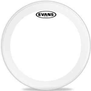 "Evans 22"" EQ3 Resonant Black Bass Drumhead"