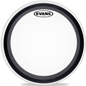 Evans EMAD Coated Bass Batter Head