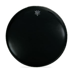 "Remo 22"" Powerstroke Drum Head Ebony"