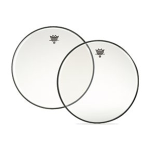 Remo Clear Ambassador® Drumhead, Multiple Sizes