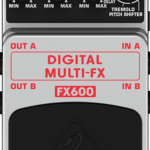 Behringer Digital Stereo Multi-Effects Pedal