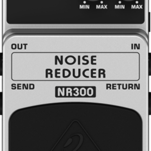 Behringer Ultimate Noise Reduction Effects Pedal