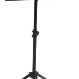 Quiklok Sheet Music Stand with All Metal Perforated Music Holder