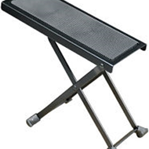 Stagg Height Adjustable Folding Guitar Foot Stool