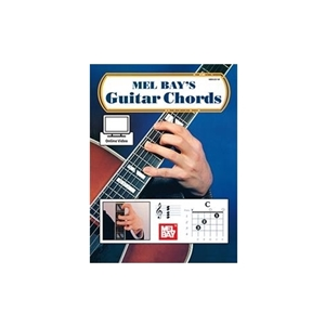 Mel Bay Guitar Chords Book