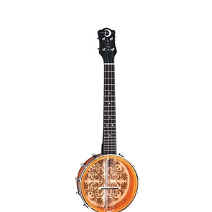 Luna Ulu 8 Banjo-Ukulele with 8 Inch Head