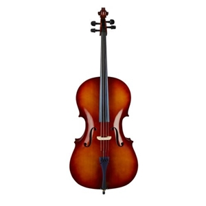Knilling Full Size Sebastian Deluxe Model Laminated Cello with Gig Bag