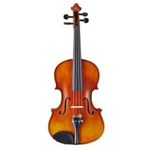 "Knilling 14"" Sinfonia Model Viola Outfit with Hard Case and Fiberglass Bow"
