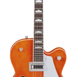 Gretsch G5420T Electromatic® Single Cutaway Hollow Body with Bigsby® in Orange Stain