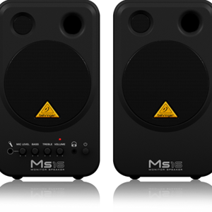 Behringer MS16 2-Way Active Personal Monitor Pair