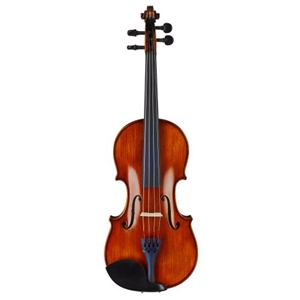 Knilling Sebastian London Model Violin Outfit with Two Piece Flamed Back with Bow and Deluxe Case