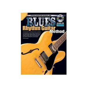 Progressive Blues Rhythm Guitar Method with CD