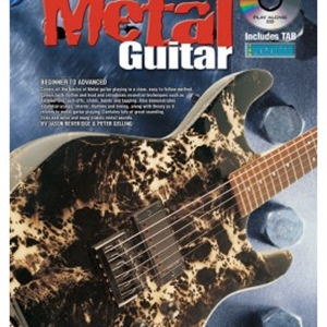 Progressive Metal Guitar Method with CD