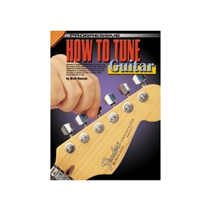 Progressive How to Tune Your Guitar with CD