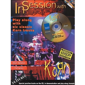 In Session with Korn: Play Along with Six Classic Korn Tracks, Book & CD