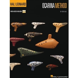 Hal Leonard Ocarina Method Book