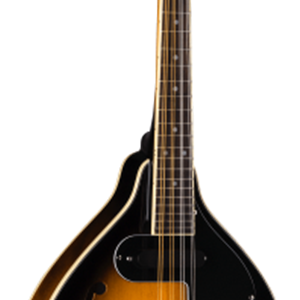Dean Tenneddee AE Magnetic and Piezo Mandolin in Vintage Sunburst Finish