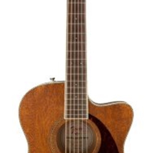 Fender® Paramount Series PM3 Tripe-0 All Mahogany Acoustic Guitar